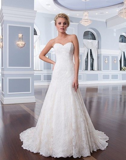 Wedding Dresses by Lillian West | Wedding Dress & Bridal Gown Designer | All Styles 6293