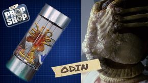How to Make a Xenomorph Cryo-Stasis Tube and a Facehugger From the Alien Films