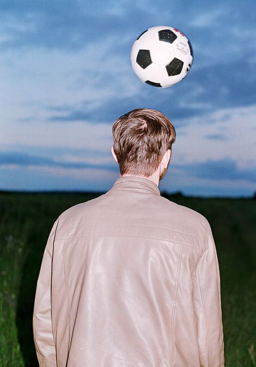 synchrodogs for The Green Soccer Journal