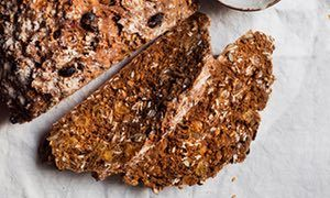 Nigel Slater's New Year's Day knead-free knobbly loaf | Life and style | The Guardian