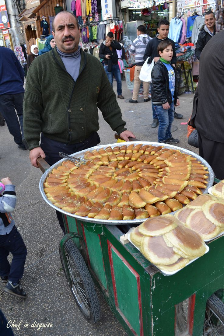Atayef (kataif or قطايف) are thin and lacy stuffed Arabic pancakes. What sets these pancakes apart is that they are cooked only on one side, the other side is velvety because it is covered with bubbles, this allows the flavors of the filling to permeate the atayef.