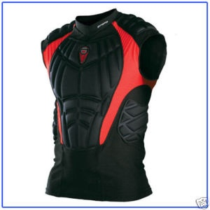 i would actuely ware this this looks cool Proto Body Protector - $49.95