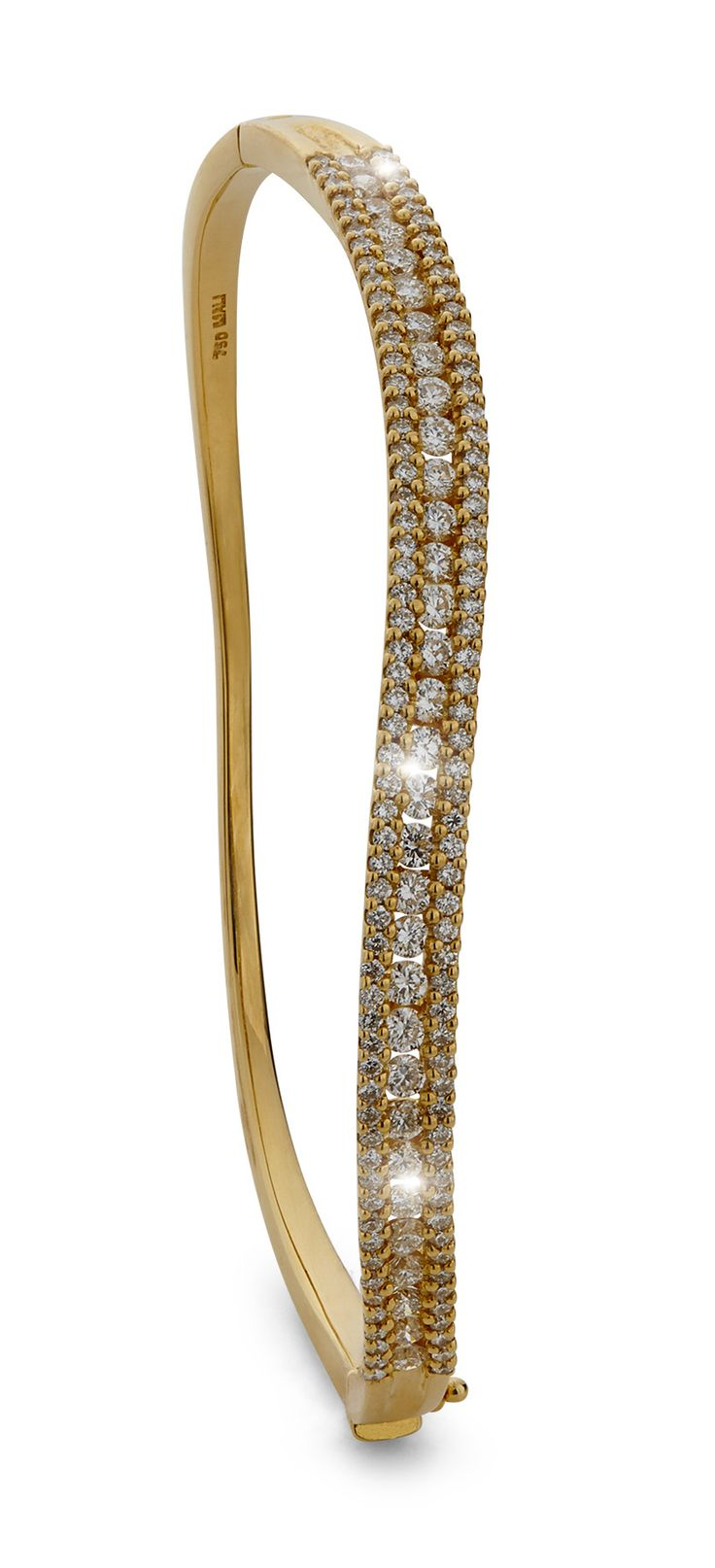 #Bracelet #Diamonds #gold #jewellery #Anniversary #gift #LialiJewellery #Love #celebrate