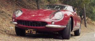 Free Thinker - Michele Rovatti's blog                     : La Ferrari di Steve Mcqueen