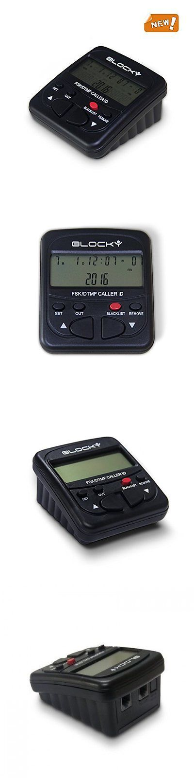 Caller ID Devices: Callany Phone Call Blocker With Caller Id Display- Block Unwanted Calls,Junk BUY IT NOW ONLY: $46.19
