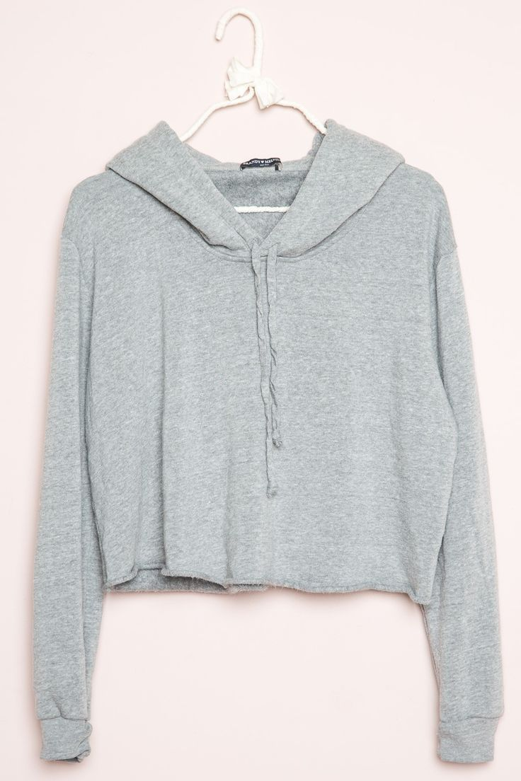 Brandy ♥ Melville | Lennon Hoodie - Sweaters - Clothing