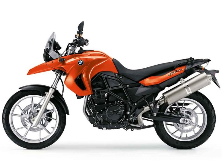 Orange Bmw Motorcycle Free Deals With Coupons