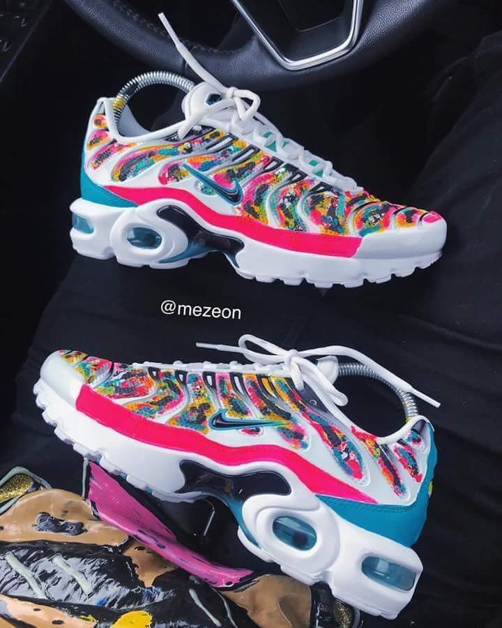 san francisco 4424b 311ba Air Max Plus 😍 | Fashionista in 2019 | Shoes, Nike shoes ...
