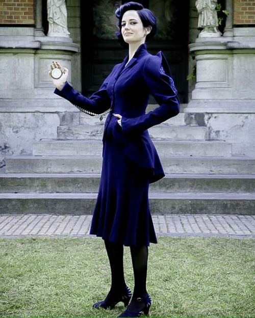 """  Tim Burton: 'Eva Green is perfect as Miss Peregrine' ""The thing I love about her is that I feel I have this intense connection but she is very private, very mysterious,"" ""That's what..."