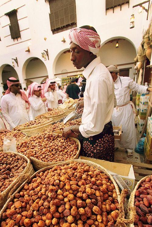 Dates Vendor  Saudi Arabia