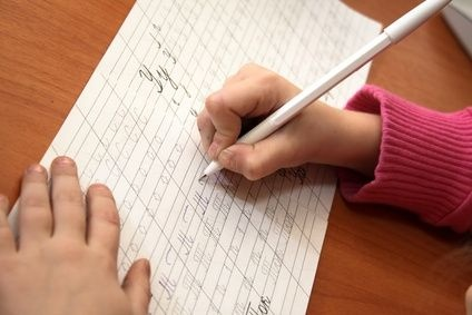 how to teach handwriting for beginners