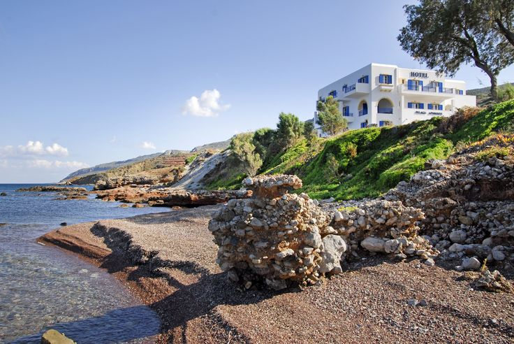 Beachfront with extra privacy