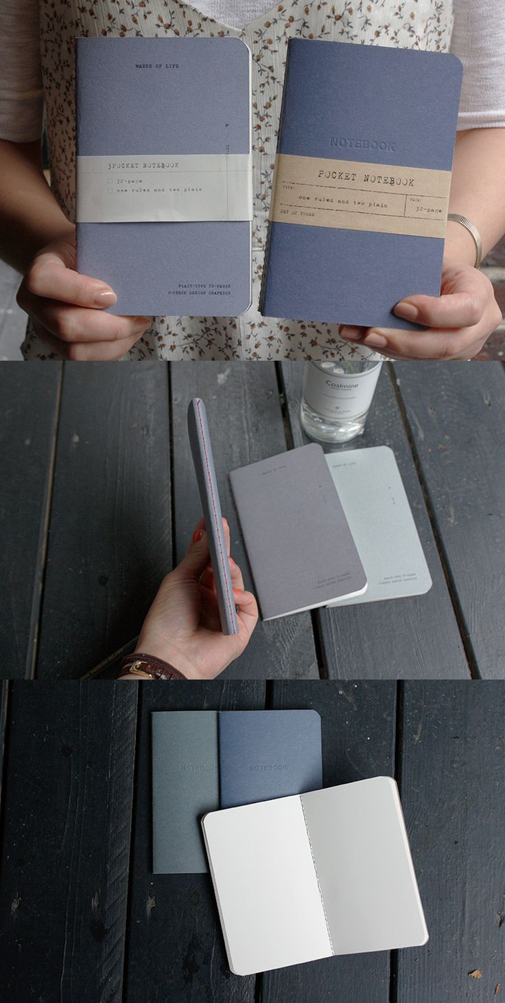 If your daily use notebook is the prime reason for weighing your bag, meet this compact and stylish notebook set! 1 lined notebook and 2 plain notebooks in a set will cover all of your needs.