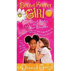 Finally! Some fun friendship truth for your daughter from the trusted team of Dannah Gresh, Family Life, and Moody Publishers. Secret Keeper Girl-The Gift of True Friendships promises to be one of the greatest tools moms have to connect with their 8-12-year-old daughters, while at the same time teaching them vital truth about friendship in a world that bombards them with lies. Giving you everything you need for a creative and focused mother/daughter date, Secret Keeper Girl- The Gift of True…