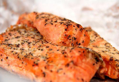 Копченый лосось - лучшие рецепты - Как быстро приготовить вкусный