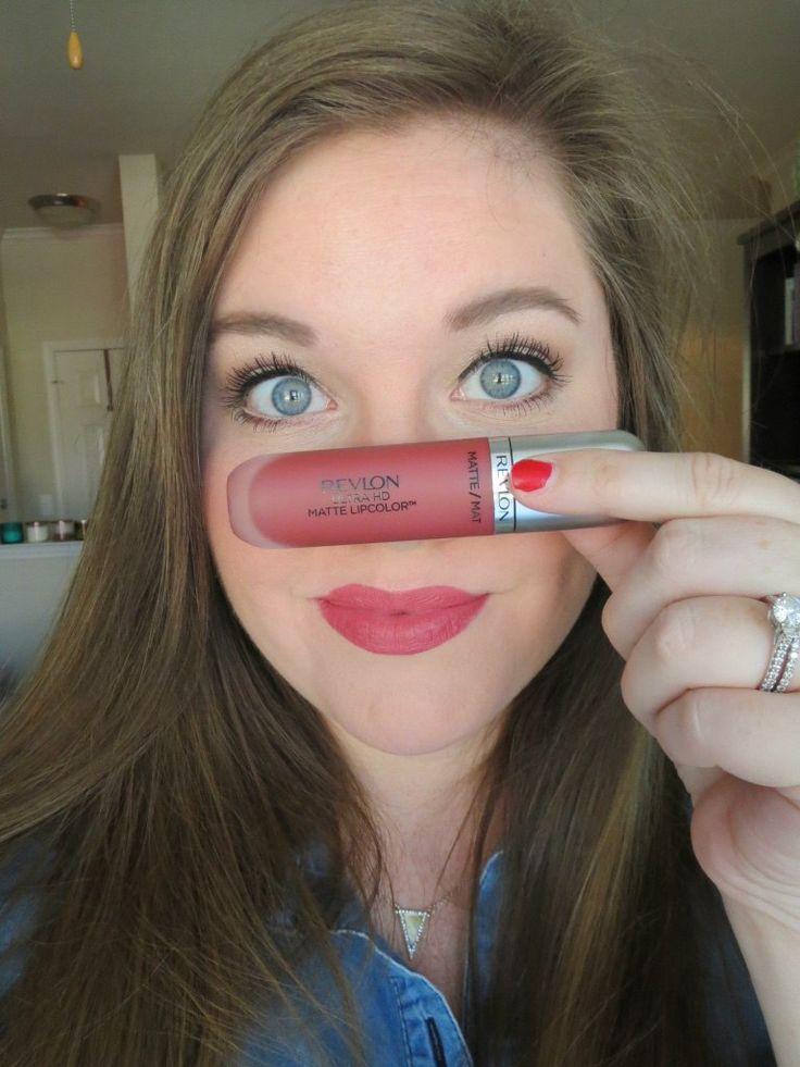 Revlon Matte Lipstick - Love this colour!!!