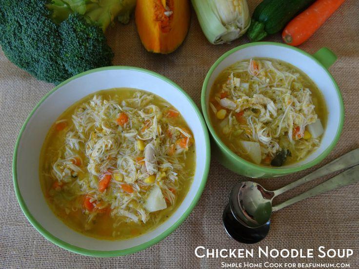 Best Chicken Noodle Soup