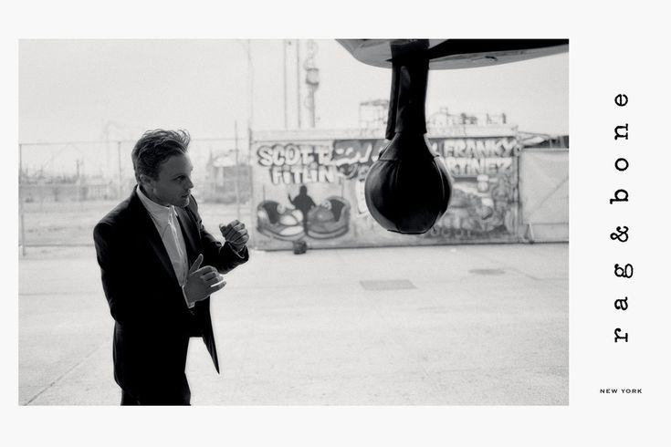 В новой кампании Rag & Bone снялись Майкл Питт и Вайнона Райдер - www.be-in.ru