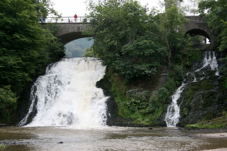 Belgium - Coo Waterfall
