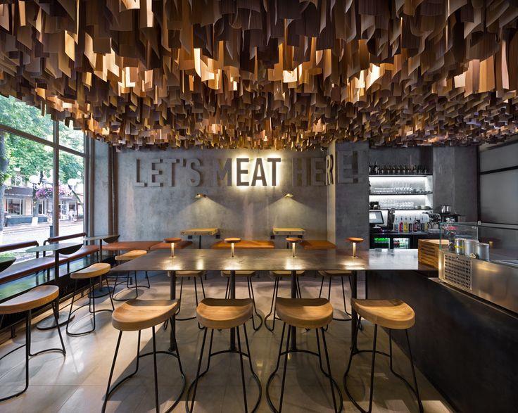 Shade Burger Yod Studio 1 Restaurant Design Lighting