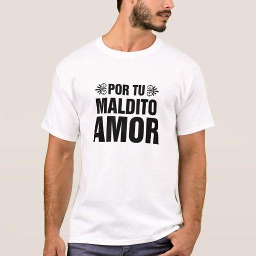 Vicente Fernandez T Shirt - Lyrics Letra Camiseta