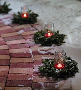 DIY Candle Holder Luminarias | Lighting Crafts | Christmas Crafts — Country Woman Magazine
