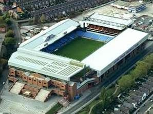 Aston Villa Football Club - Villa Park, Trinity Road, Birmingham, West Midlands, England, B6 6HE :: FanZone