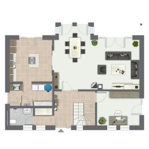 Hausbau ideen grundriss  42 besten floorplan. Bilder auf Pinterest | Haus grundrisse ...