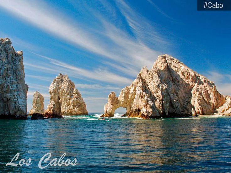 #VisitaMexicoPorque en #BajaCaliforniaSur encuentras un Paraíso Entre Dos Mares
