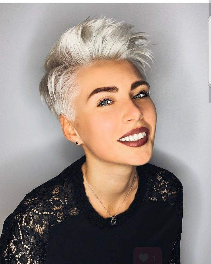 new hairs style 6 942 likes 30 comments shorthair dontcare pixiecut 6942