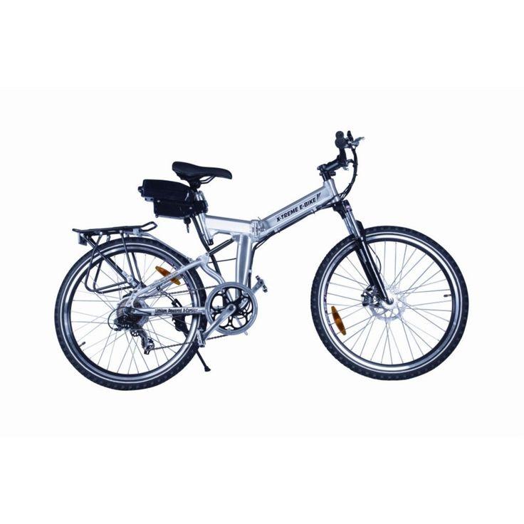 X-Treme X-Cursion 24V Electric Folding Mountain Bike