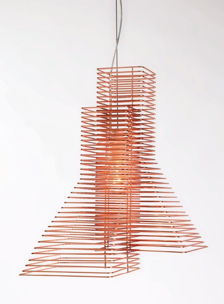 Direct light halogen iron pendant lamp -  Zava