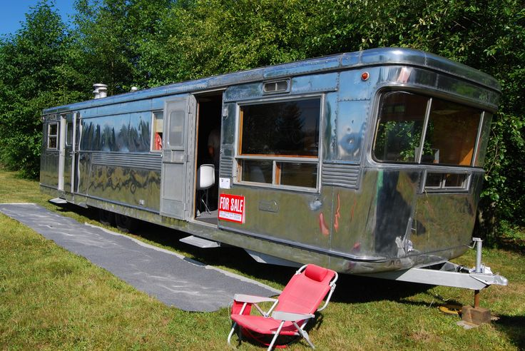 """Airstream Trailer For Sale >> 1956 Spartan """"Royal Mansion"""" trailer   airstream   Spartan trailer, Airstream campers, Mansions"""