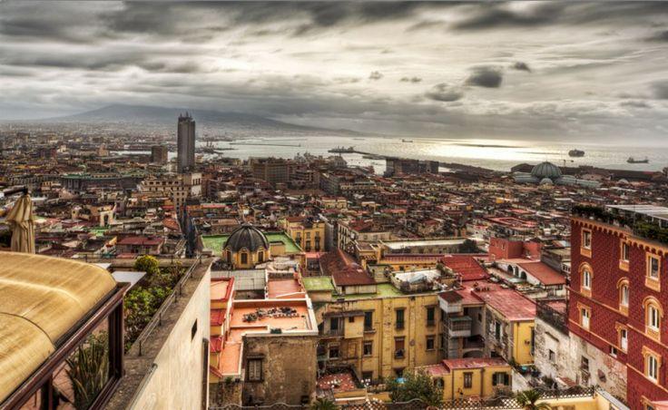 Дворцы и замки Неаполя