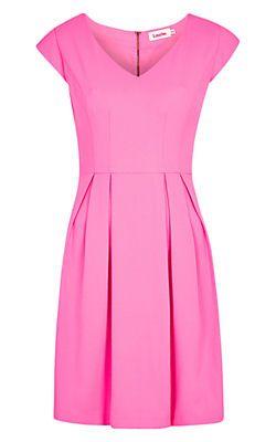 Spring Fashion 2015 - LoucheLayce Cap Sleeve Dress
