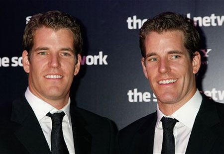 If you have seen the movie Social Network, you sure must know about the Winklevoss twins. The duo are the ones who claimed that they were the ones who originally came up with the idea of Facebook. Eventually, though, they ended up by getting a hefty sum from Facebook's CEO, Mark Zuckerberg, and settling things at that.