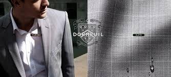 DORMEUIL - Jedna z najbardziej znanych francuskich marek, nazywana przez niektórych Zegną dla koneserów i wtajemniczonych.