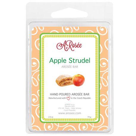 Vonný vosk do aromalampy s vůní čerstvého domácího jablečného koláče. Scented soy wax ARosée Bar. Home decor. Domácí dekorace. www.arosee.com, http://arosee.com/