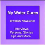 My Water Cures is a biweekly newsletter with tips and personal stories about the water cures.