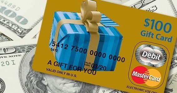 Instantly Win 1 Of 300 Mastercard Gift Cards!!!