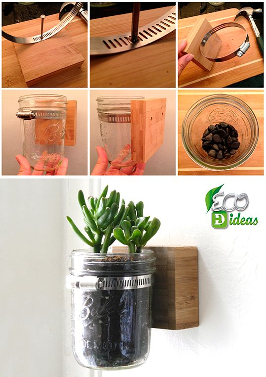 Decora tu hogar con elementos reciclados ecoideas for Home disena y decora tu hogar