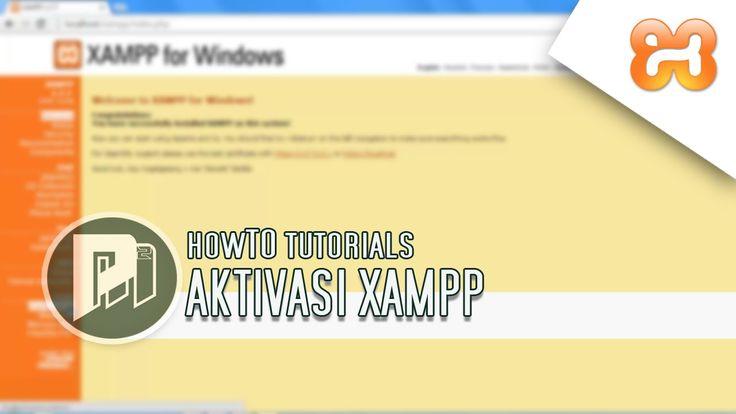 #2 Project Masunduh2 - Langkah Mudah Menginstall Software XAMPP Di Windows