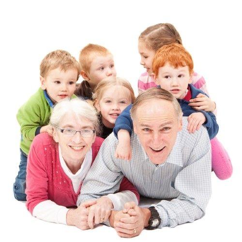 Consejos para que los abuelos aporten en la educación de los nietos