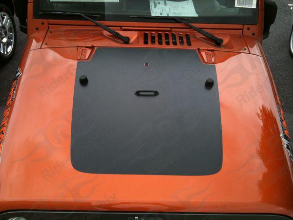 Best Alpha Vinyl Hood Blackouts Images On Pinterest Jeeps - Custom vinyl hood decals