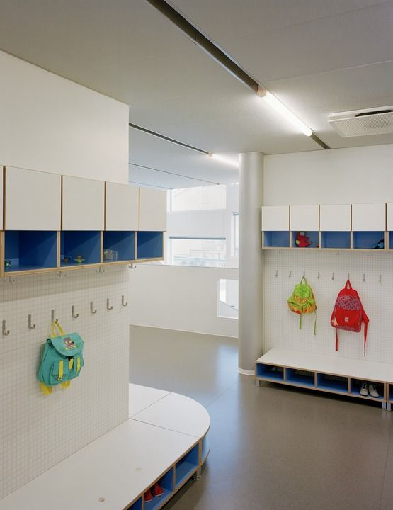 Jussi Tiainen Kindergarten InteriorNursery SchoolEarly EducationSchool DesignChild