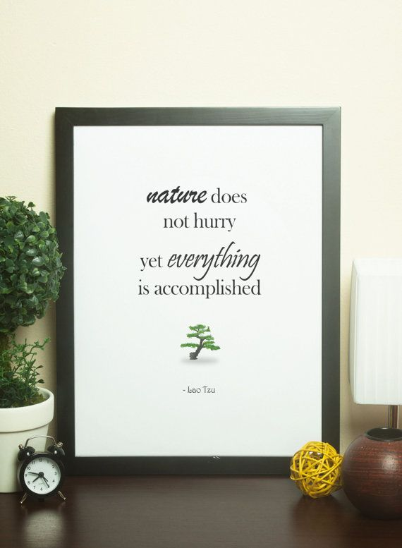 Spiritual Poster Quote Lao Tzu Quote Tao by SpiritualWiseGuys