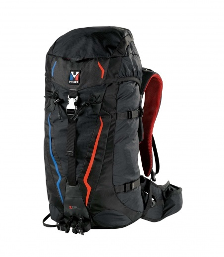 Millet Trilogy 32 pack - Backpack for year-round technical mountain activities. Extremely versatile: from modern mountaineering to ski hiking.
