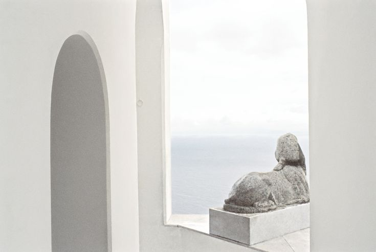 Luigi Ghirri, Capri, 1981