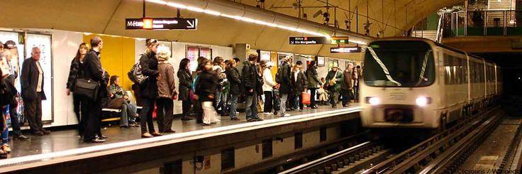 Fini de courir à la recherche de la bonne info: retrouvez toutes les infos pratiques sur le métro à Marseille ici! Plans, itinéraires, horaires et tarifs...