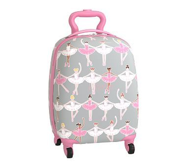 Small Hard-Side Luggage, Mackenzie Glitter Ballerina Collection